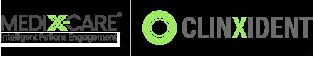 Medix-Care ClinXIdent logo