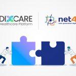 MEDIX-CARE & net4all: Digitale Komplettlösungen für das Gesundheitswesen